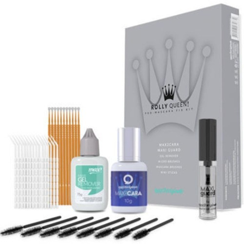 Max2 ROLLY QUEEN - Kit Pro Mascara Fix