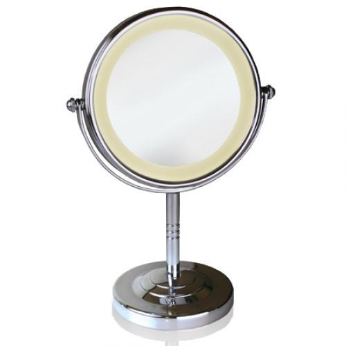 Oglinda make up cu Led BaByliss cu marire 5x